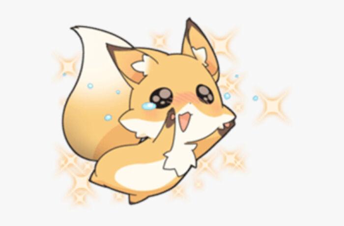 I Love Foxs
