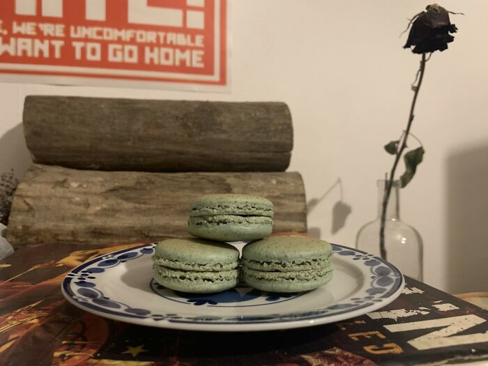 After 7 Miserable Attempts, I Finally Mastered Macarons!