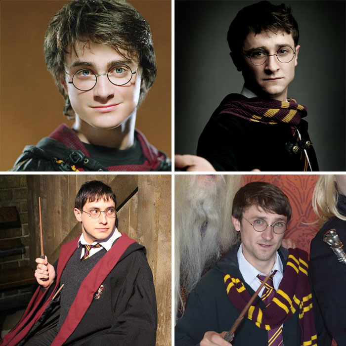 Harry Potter (Portrayed By Daniel Radcliffe)