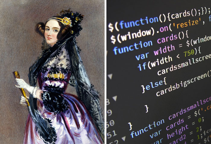 Ada Lovelace Came Up With The First Computer Algorithm