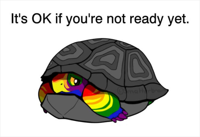 Gay Pride Can Be Whatever You Want/Need It To Be