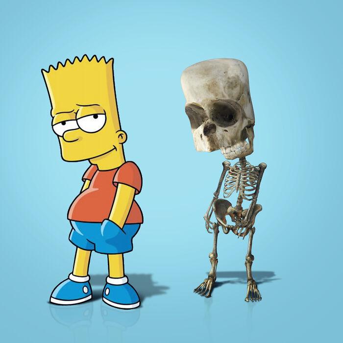 Bart, Los Simpsons