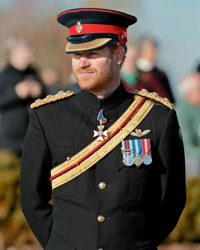 """Harry Said He Was """"Hurt"""" By The Queen's Decision To Remove All Royal Patronages And Honorary Military Titles — But Her Decision Had Nothing To Do With Harry And Meghan's Oprah Interview"""