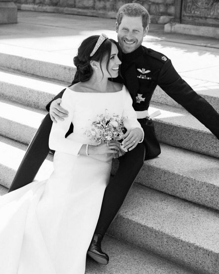 The Duke And Duchess Revealed To Oprah They Had A Private Wedding Ceremony Three Days Before The Public One
