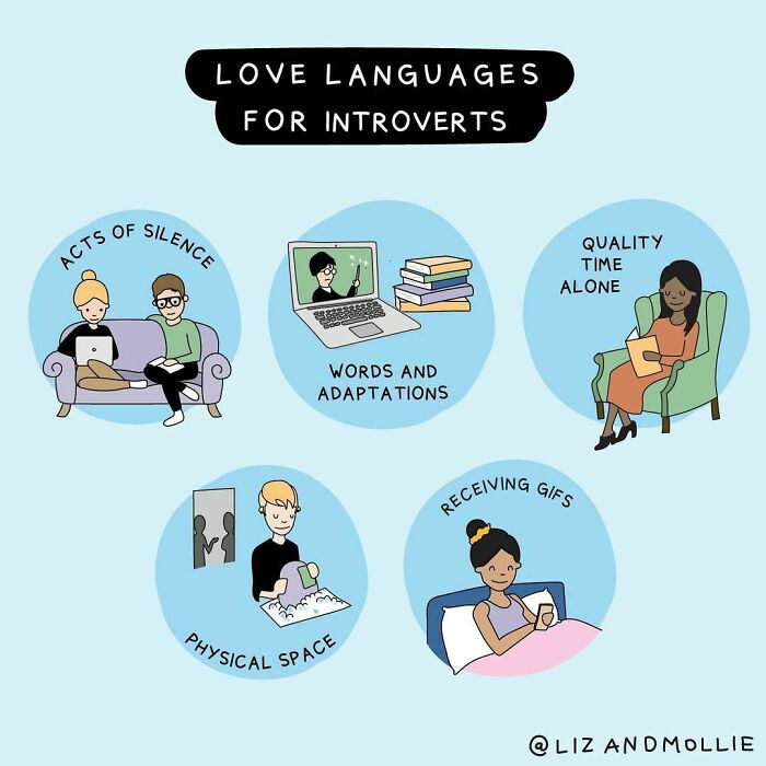 What Is Your Introvert Love Language?