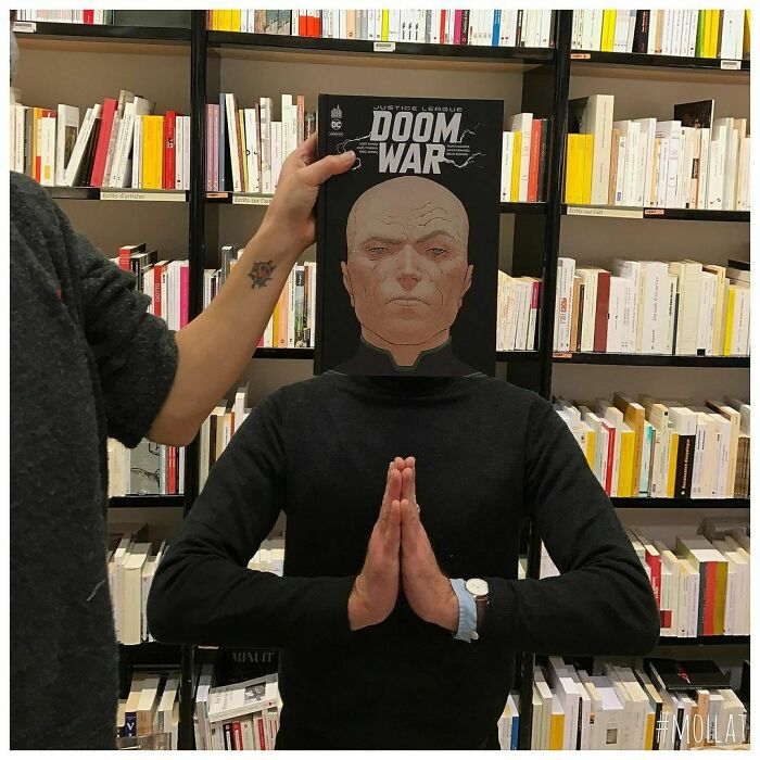 Bookface-Challenge