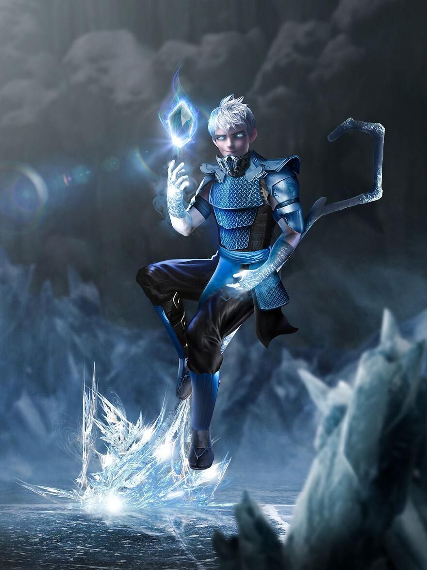 Jack Frost And Sub Zero