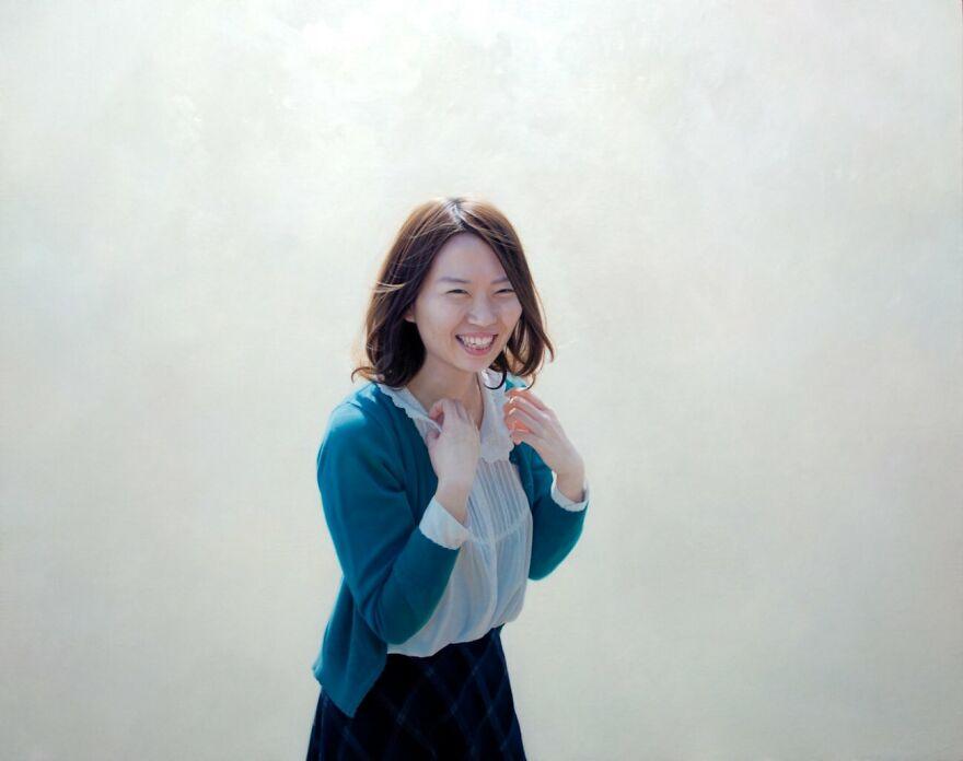 Hyperrealistic-Oil-Paintings-Part-2-Kei-Mienoew Pics)