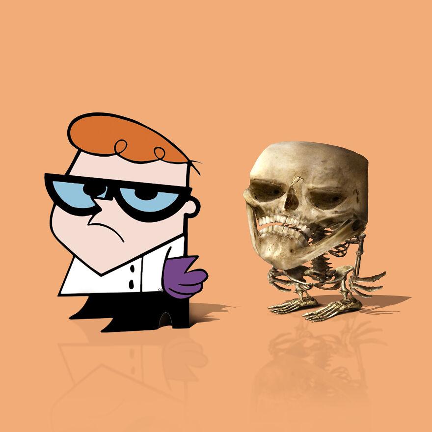 Dexter, Dexter's Laboratory