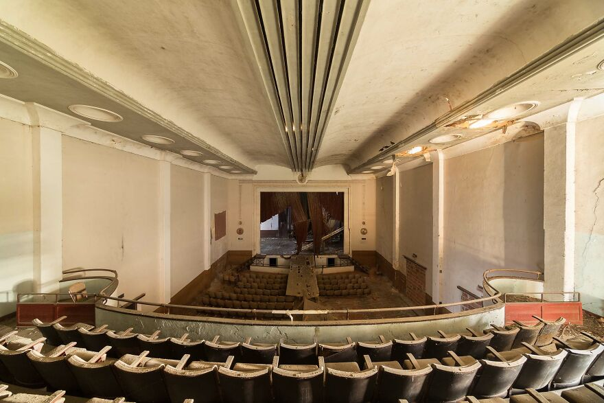 St Barbe Theater, Portugal