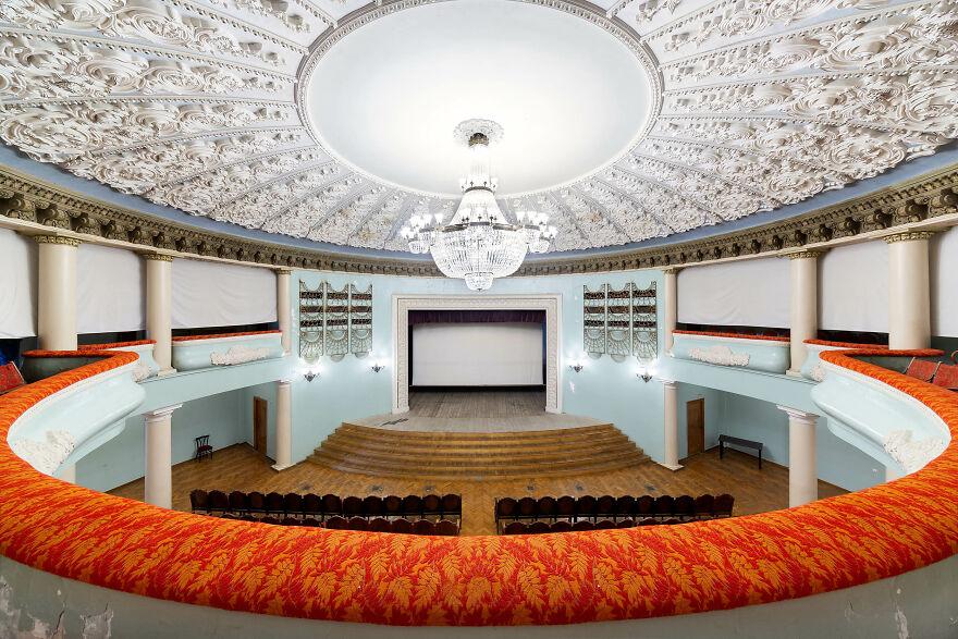 Staline Theater, Georgia
