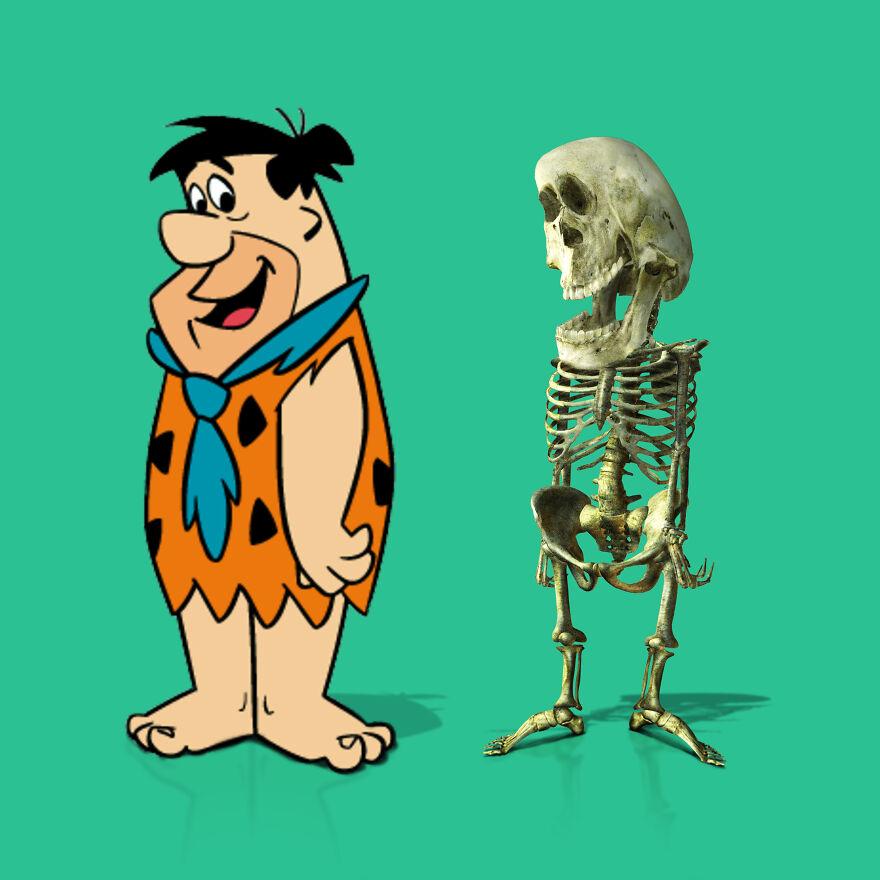 Fred, The Flintstones