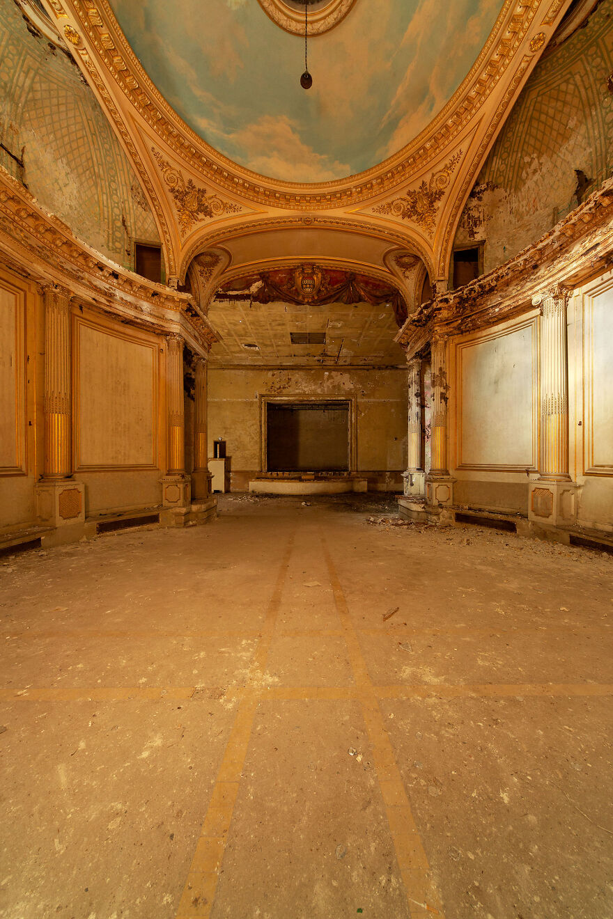 Royal Theater, France