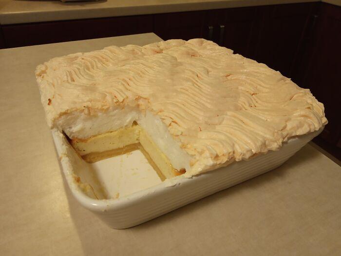 Meringue Cheesecake