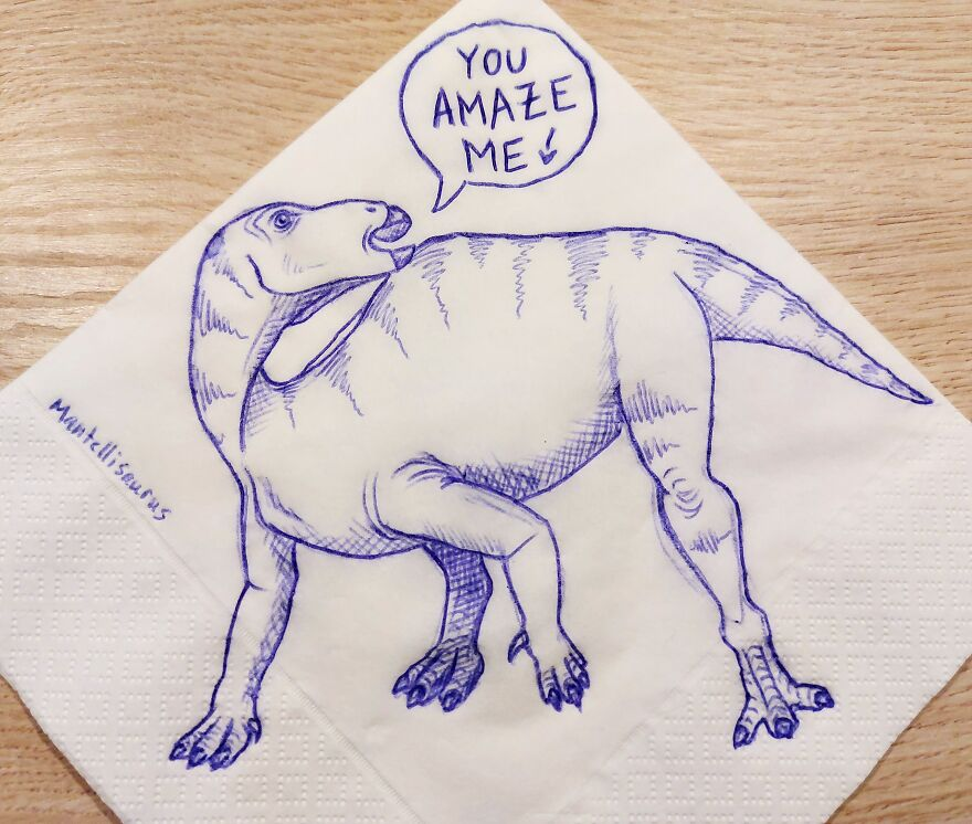Dinosaurs I Draw For My Kids Lunchbox