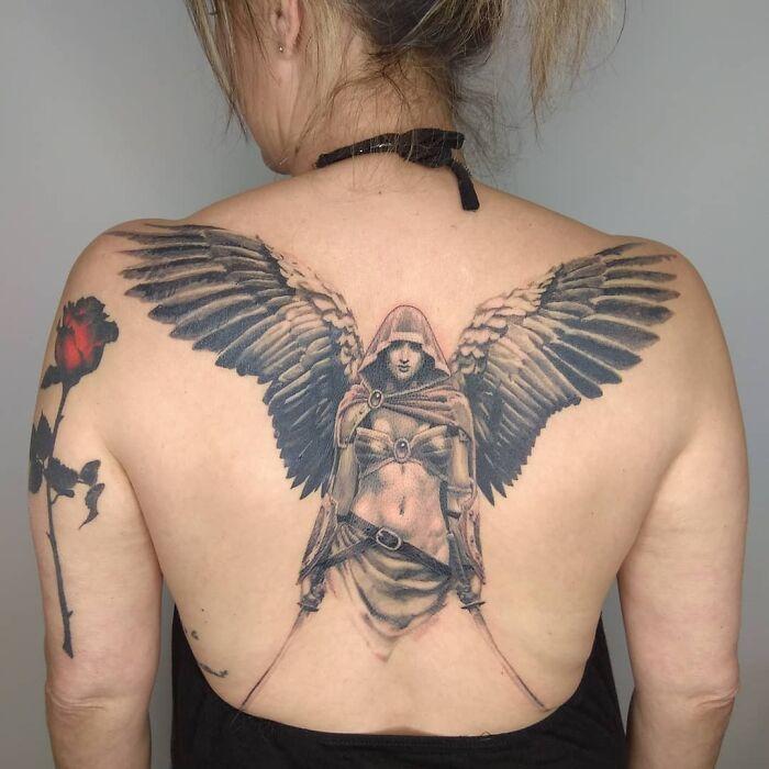 My Latest Tattoo @bfaupin_tattoo