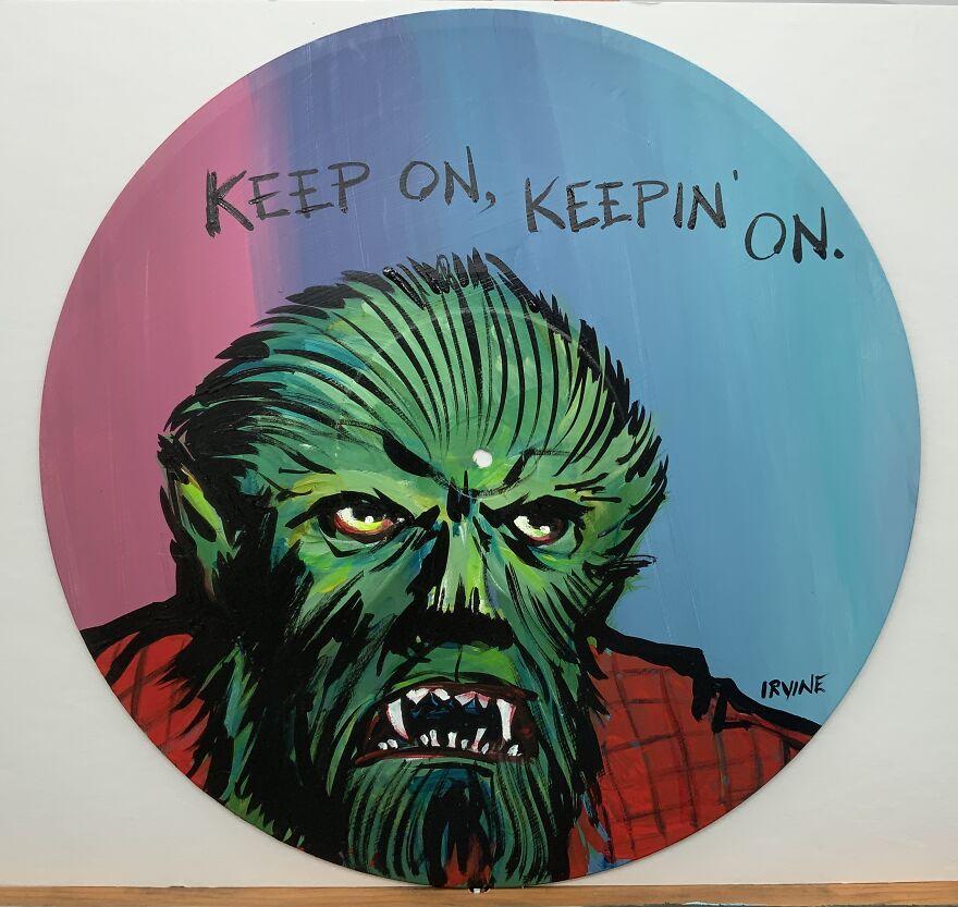 Keep On, Keepin' On!