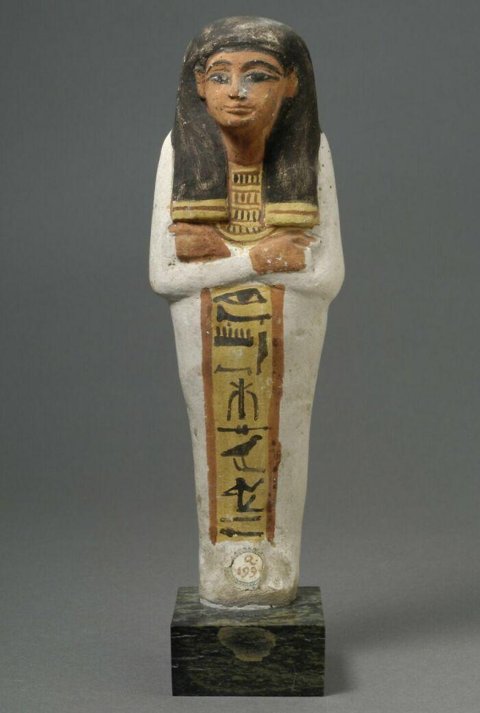 Mummiform Funeral Servant, New Empire (Attribution According To Style) (-1550 - -1069)