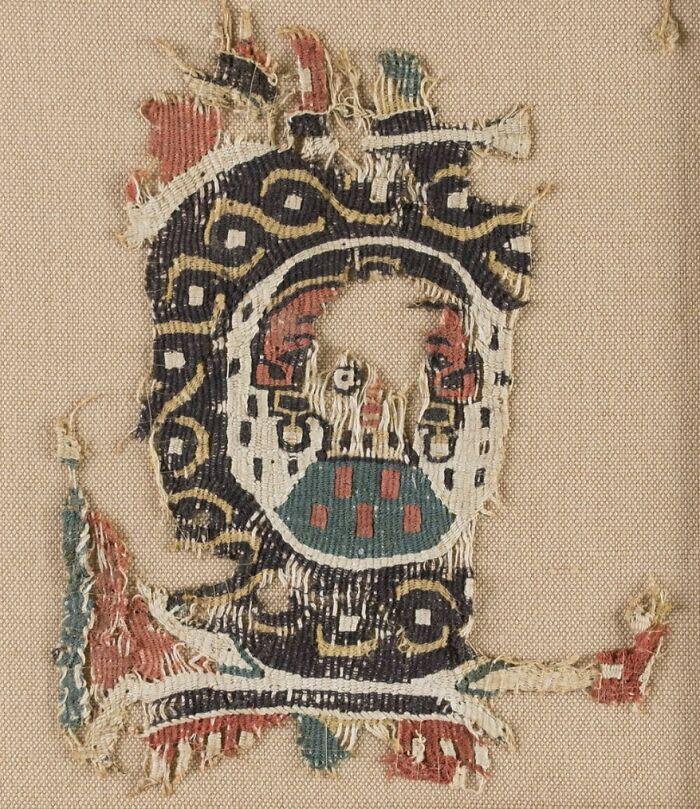 Textile Decor, Byzantine Period (Attribution According To Style) (395 - 641), Egypt
