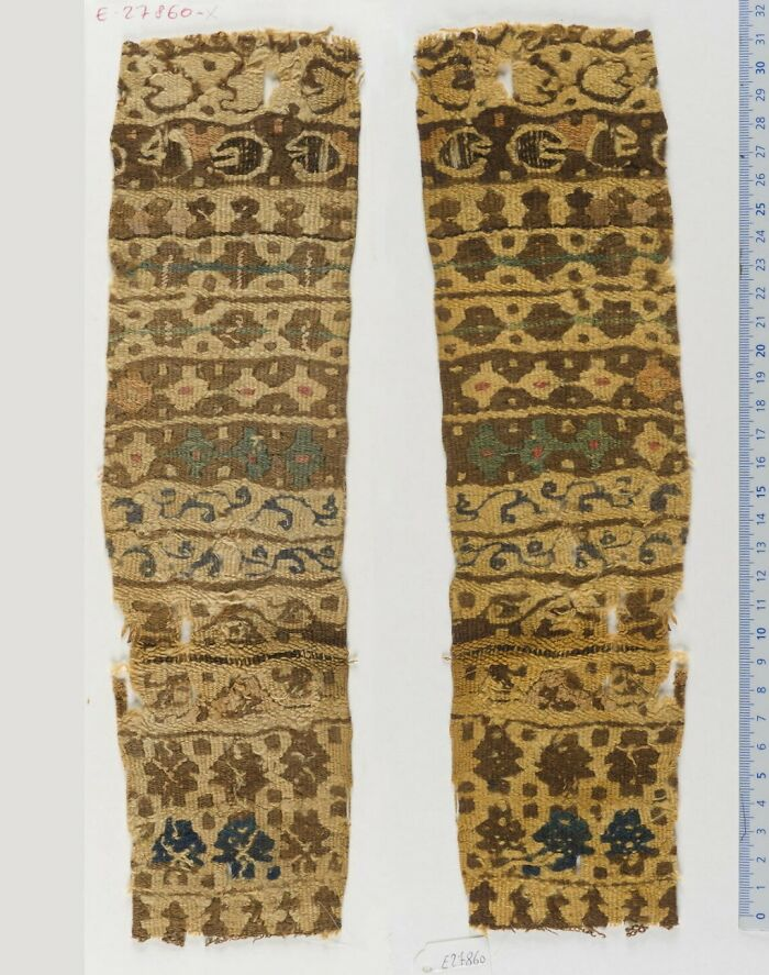 Weaving Exercise, Byzantine Period (395 - 641)