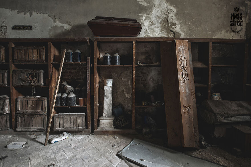 I Explored An Abandoned Crematorium And Found Human Remains