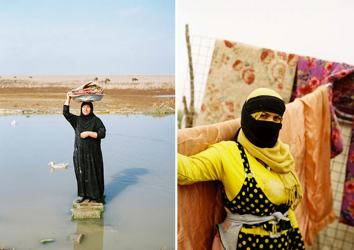 Meet Tamara Abdul Hadi, An Iraqi Photographer Who Is Concerned With The Historical And Contemporary Representation Of Her Culture, In Its Diversity