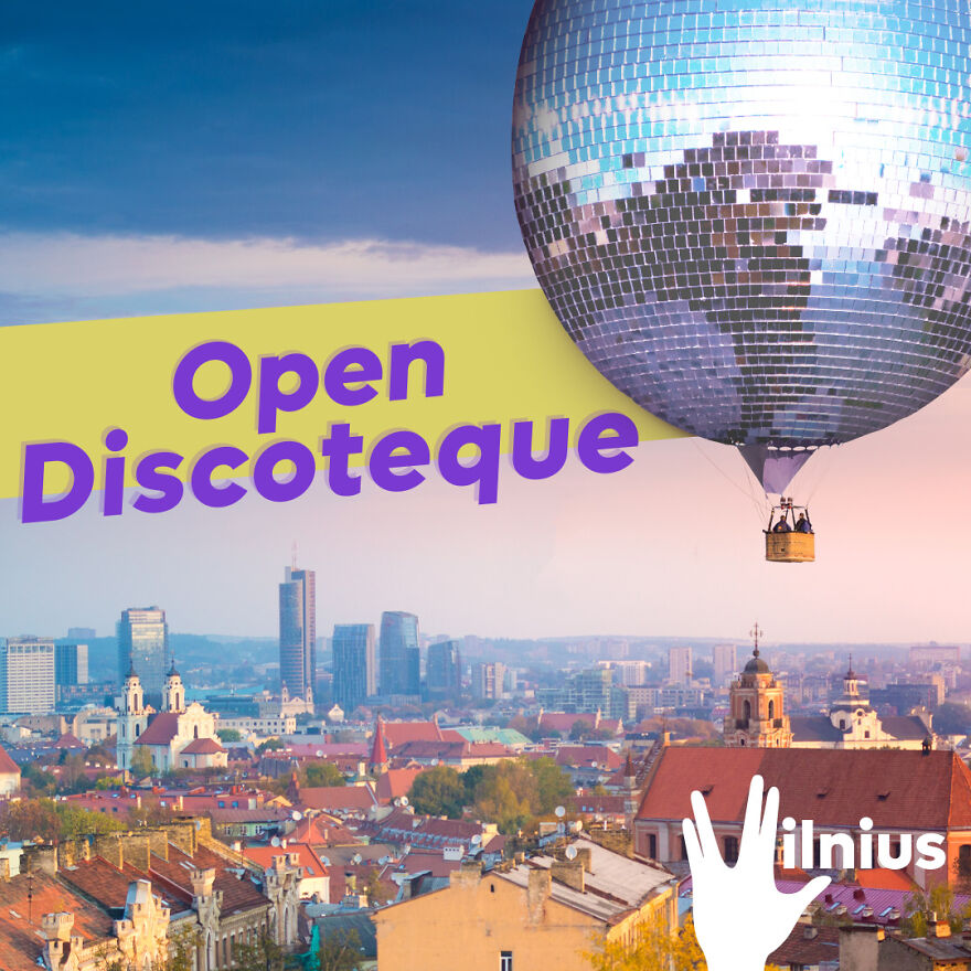 Vilnius Mayor Promises Open Air Discoteque If Lithuania Wins Eurovision Song Contest 2021