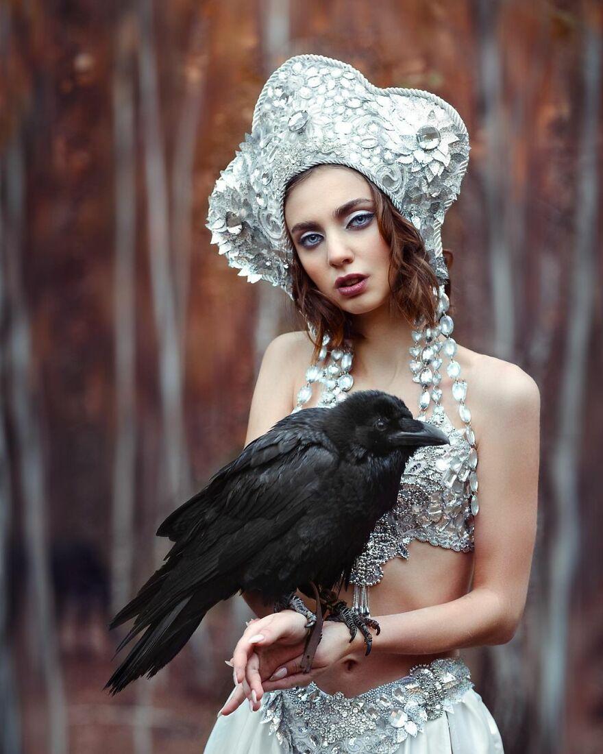 Fotoğraf-Hayvanlarla-İnsanlar-Anastasiya-Dobrovolskaya