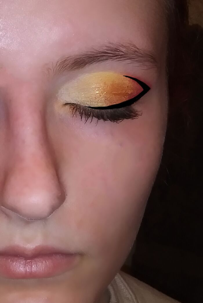 My Late Night Makeup Adventures Are Always Interesting To Say The Least