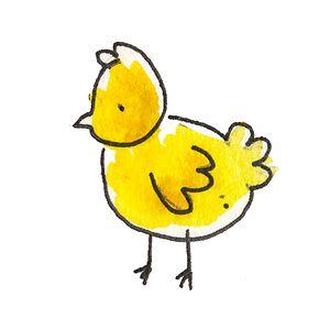 Depression Chicken