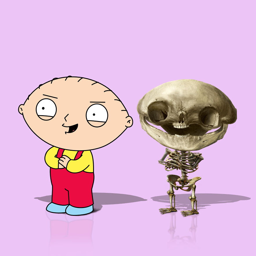 Stewie Griffin, Family Guy
