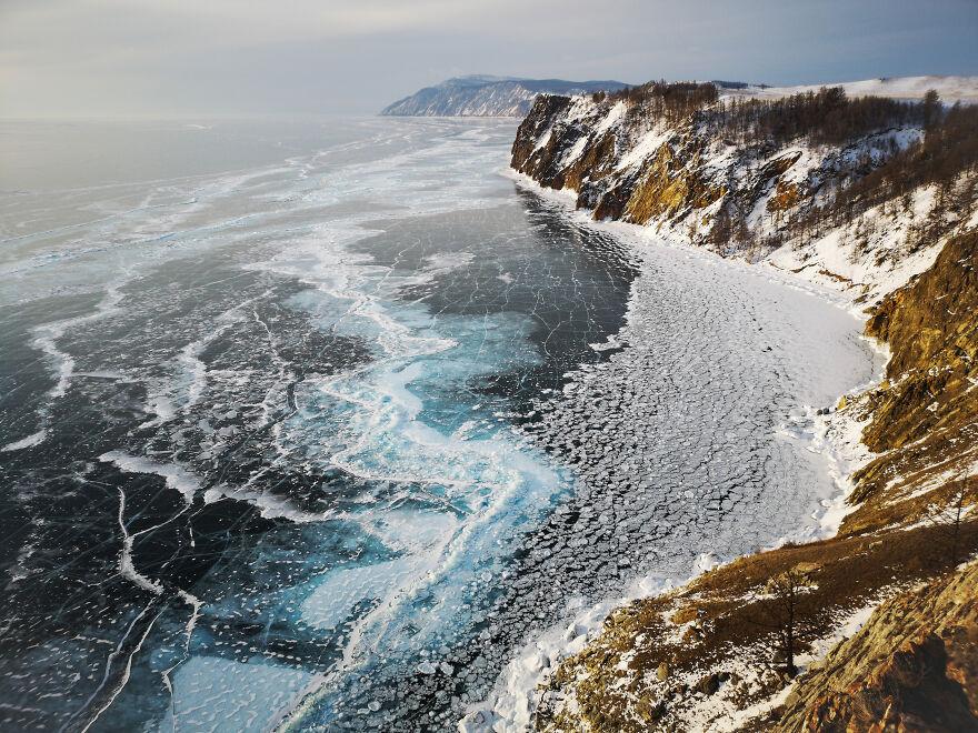 Landscapes, 1st Place: Lake Baikal By Juan Zas Espinosa