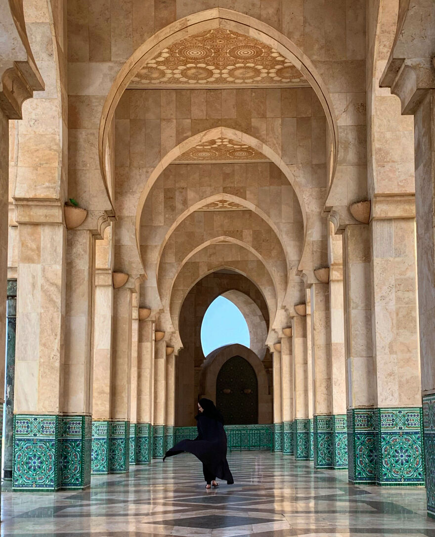 Architecture & Design, 1st Place: The Beauty Of Arches By Mona Jumaan