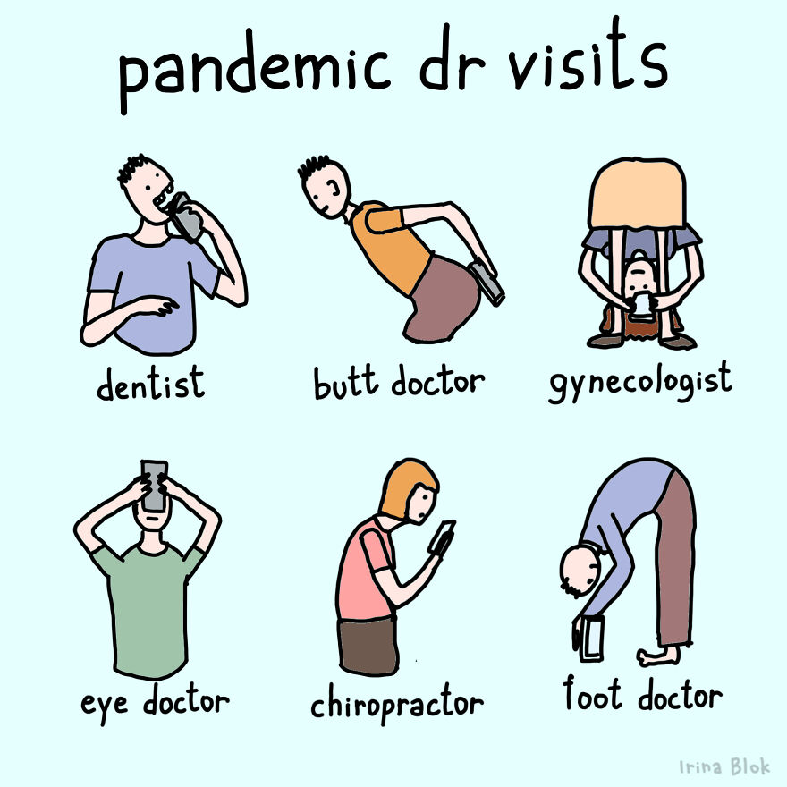 Pandemic Doctor Visits