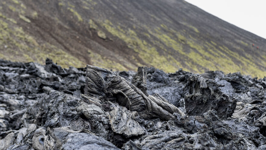 I Hiked To Discover The Youngest Volcano In Iceland
