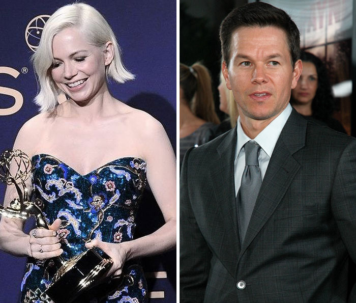 Michelle Williams Received Less Than 1% Compared To What Mark Wahlberg Did In All The Money In The World
