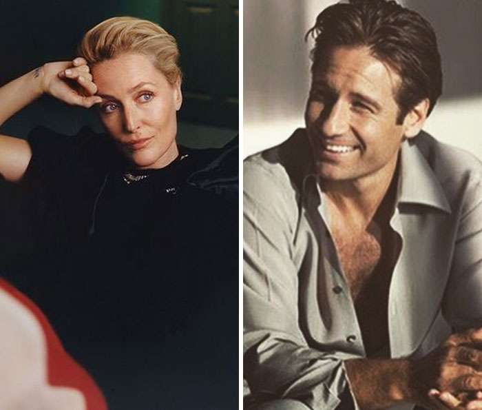 Gillian Anderson Got Offered Only Half Of David Duchovny's Pay For The New X-Files