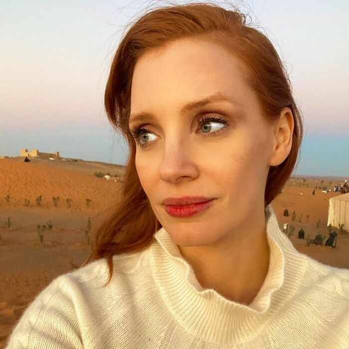 Jessica Chastain Only Made A Quarter Of What Her Reported Salary For The Martian Was