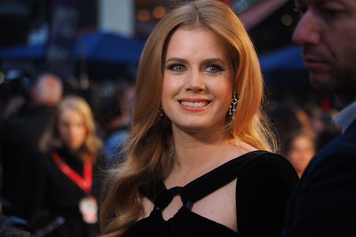 Amy Adams Got Much Less Compared To Male Actors In American Hustle