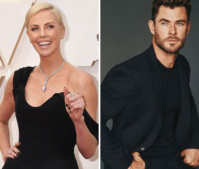 Charlize Theron Made $10 Million Less Than Chris Hemsworth In The Huntsman