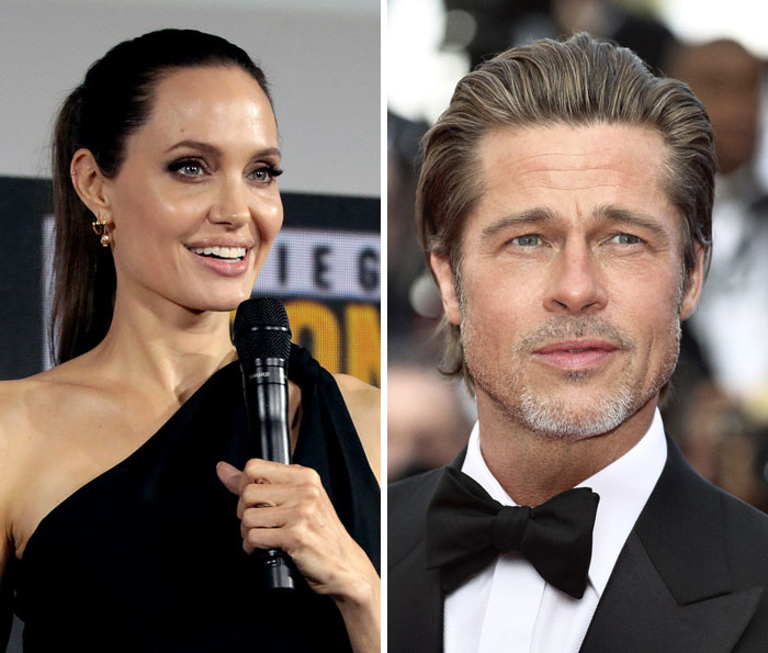 Angelina Jolie Made Half What Brad Pitt Did For Mr. And Mrs. Smith