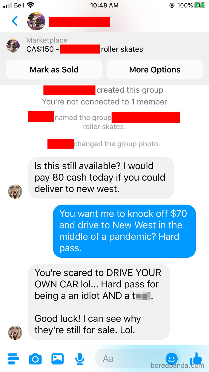 Such A Tempting Offer