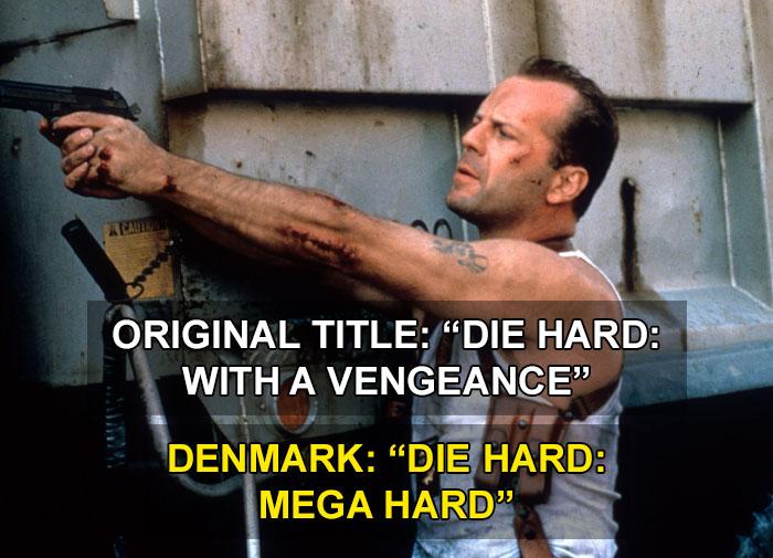 Die Hard: Mega Hard (Denmark)