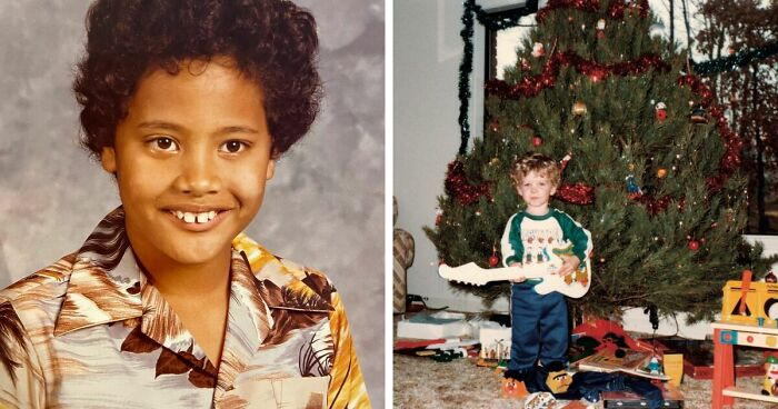 I Collected 27 Pictures Of Celebrities As Kids, And You Probably Won't Recognize Them