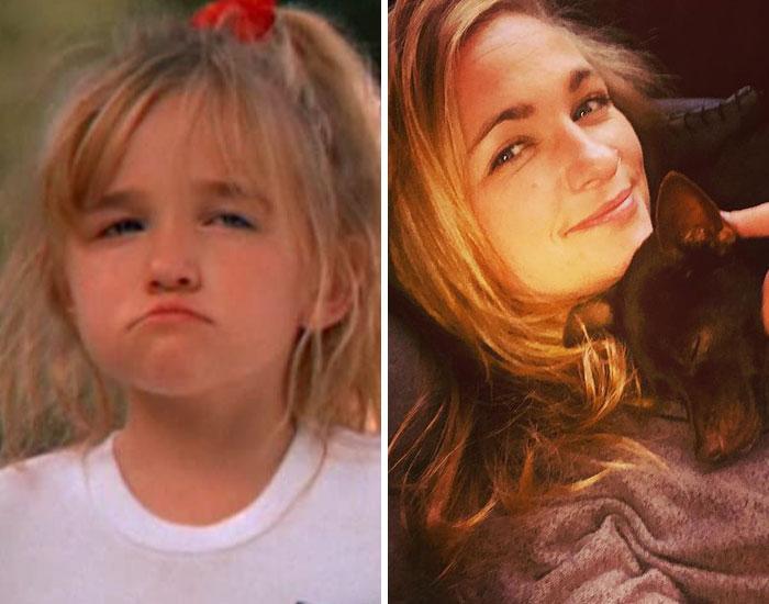 Ivyann Schwan As Trixie Young In Problem Child 2 (1991)