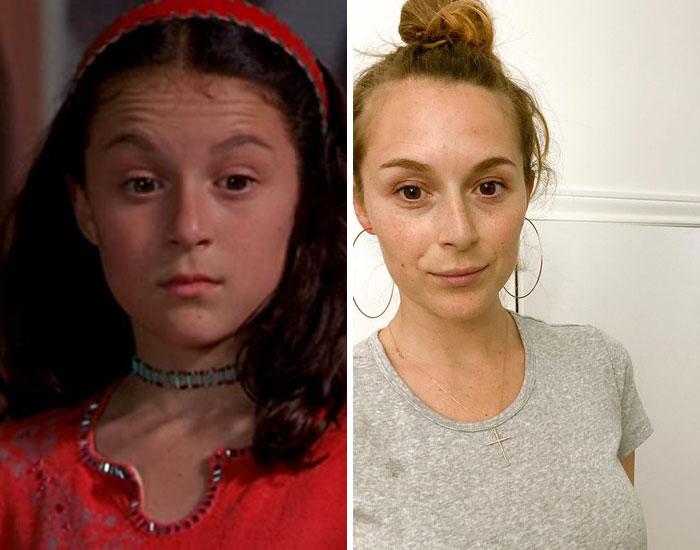 Alexa Penavega As Carmen Cortez In Spy Kids (2001)