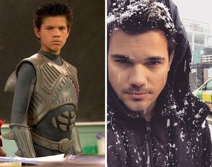 Taylor Lautner As Sharkboy In The Adventures Of Sharkboy And Lavagirl In 3-D (2005)