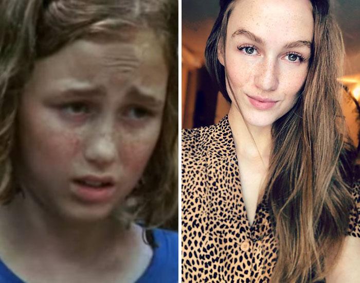 Madison Lintz As Sophia Peletier In The Walking Dead (2010-2012)