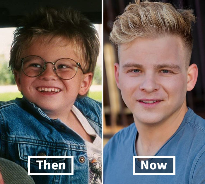 27 Child Actors' Then And Now Pictures Making Everyone Feel Old Now