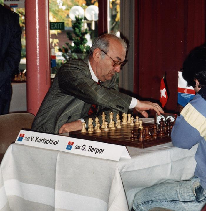 "Til That At A 1976 Amsterdam Chess Tournament, Soviet Grandmaster Viktor Korchnoi Politely Asked An English Competitor How To Spell The Words ""Political Asylum."" He Then Went Straight To A Police Station And Announced That He Wished To Defect."